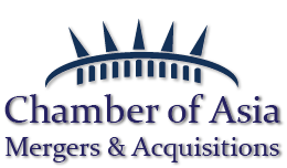 Chamber of Asia Mergers & Acquisitions